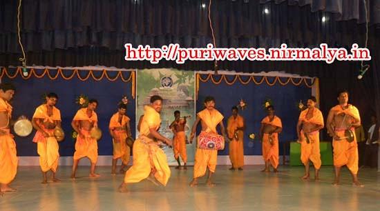 Lokanrutya orgnaised by Akashbani  ( AIR ) Puri