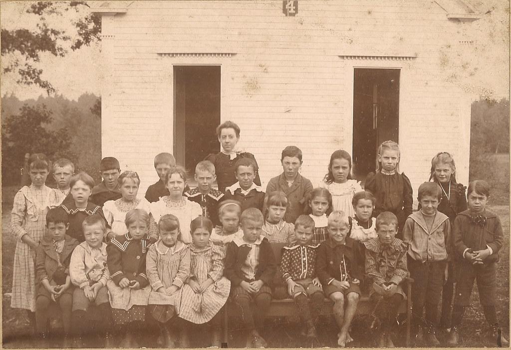 Primary School #4, Hanson, c. 1899