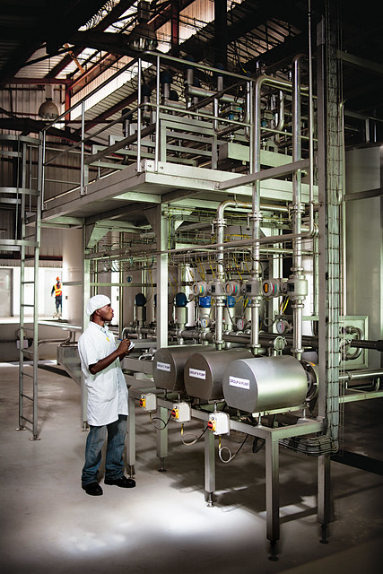 Optimising water reuse and efficiency