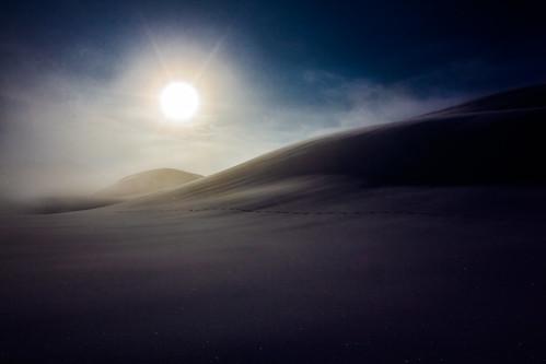 無料写真素材, 自然風景, 山, 雪, 太陽