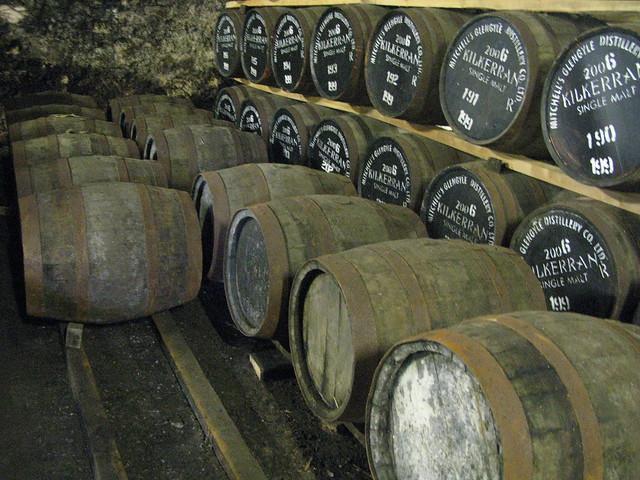 Springbank distillery - 2006 Kilkerran casks