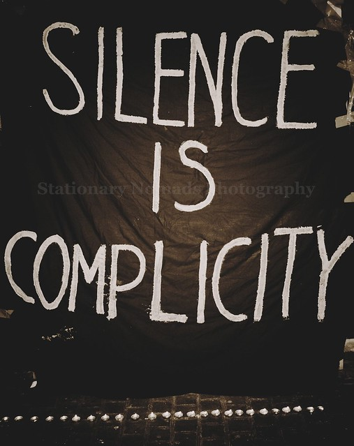 silence compicity