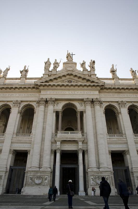Basilique Saint Jean de Lantran - Rome