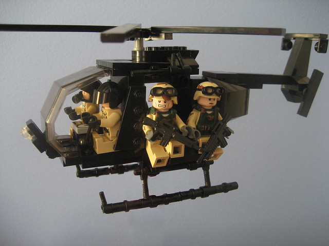 lego mail helicopter instructions