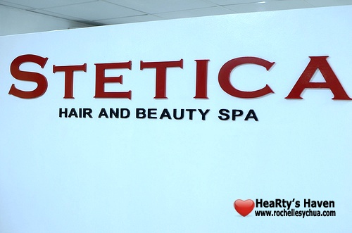stetica hair and beauty spa