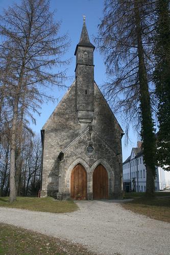 Ehem. Pfarrkirche St. Maria - Front