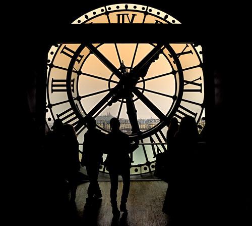 Orsay museum - The clockwork