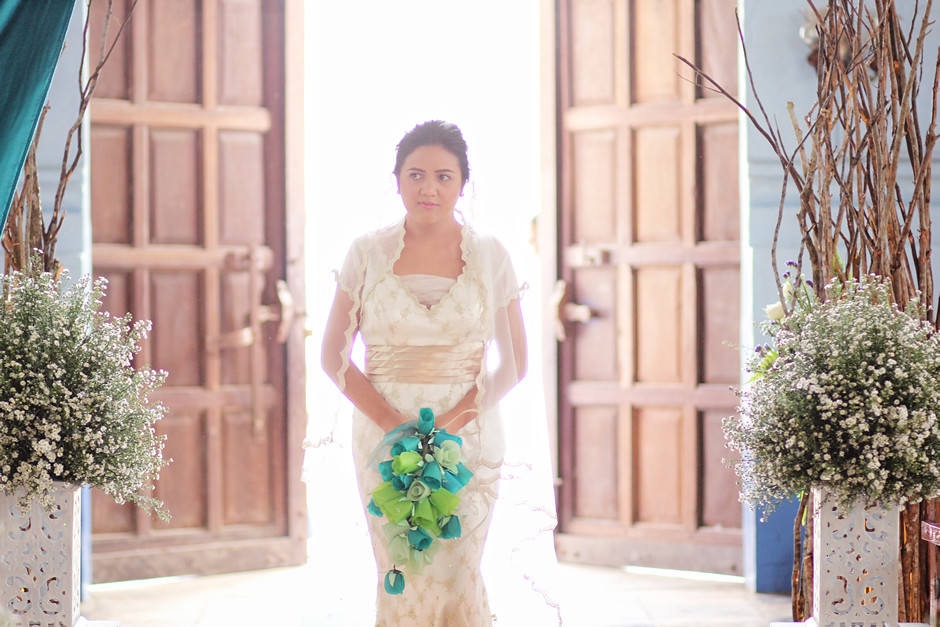 Church of Our Lady of the Assumption, Wedding Photographer in Bohol