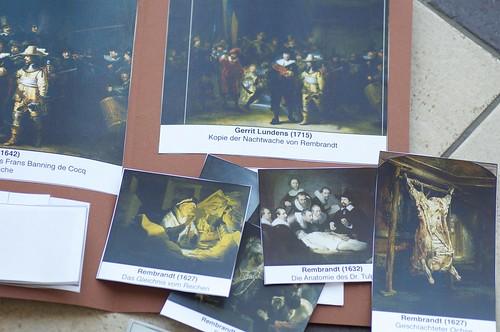 Rembrandt Lapbook 4