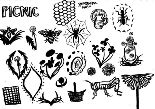 picnic nouns