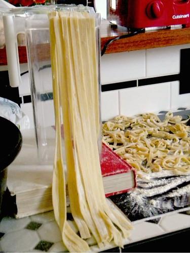 finished pasta