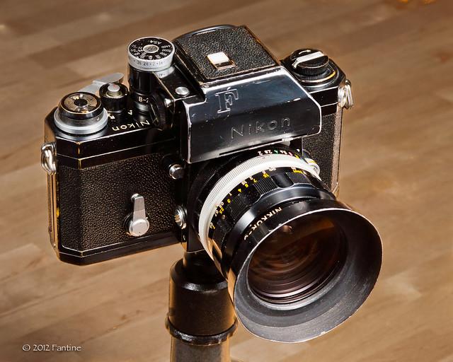 Nikon F 1960's