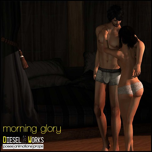 Diesel Works - Morning Glory (free) by Cherokeeh Asteria