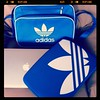 Adidas Originals bag & sleeve set