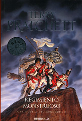 Terry Pratchett, Regimiento monstruoso