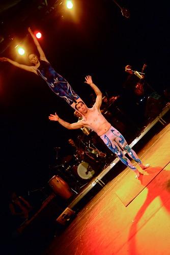 Vinyl Vaudeville Dinner Cabaret | Performance Works, Granville Island