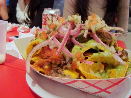 Nachos @ Mexicali Taco Co.