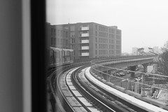 DLR from DLR, London