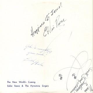 Eddie Reece & The Hymntime Singers