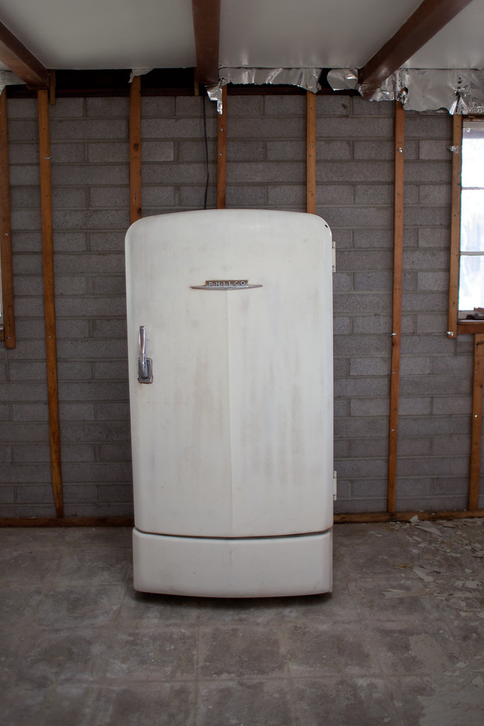 Philco Fridge