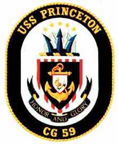princeton-crest | Ship Crest for the Surface Ships in the US