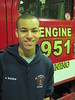 February Student of the Month - Alex from Fire Service