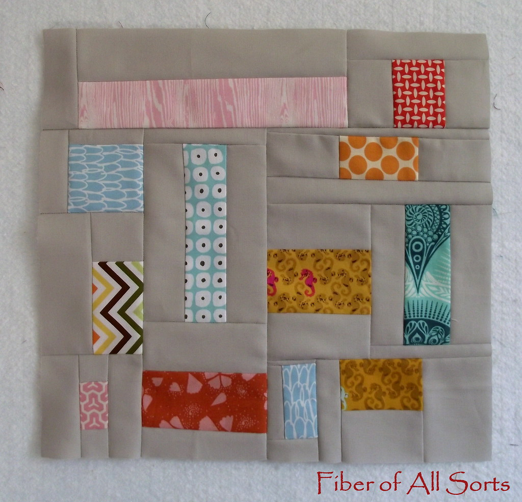 {Sew Bee It} - Block 2 - Feb 12