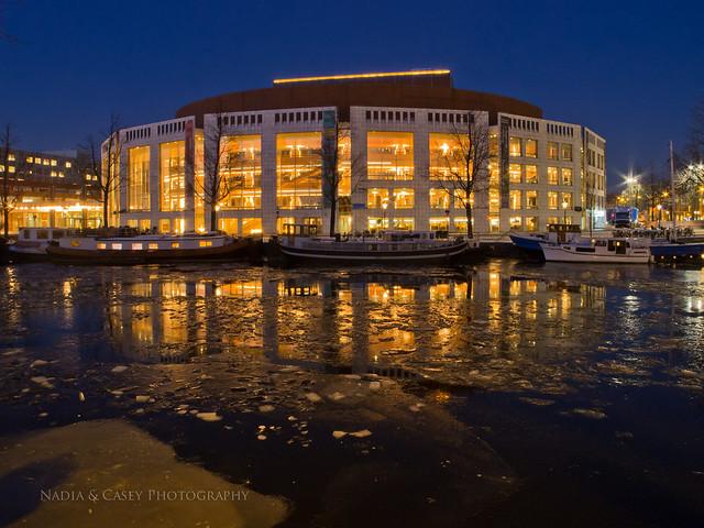 Het Muziektheater Ice