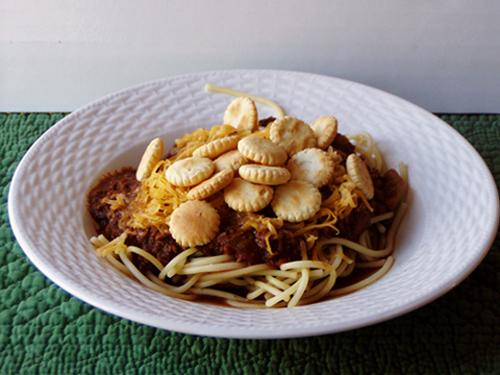 Cincinatti-style Chili