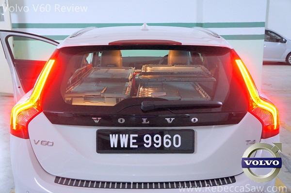 Volvo V60 - rebecca saw