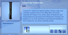 Column by Craters Inc
