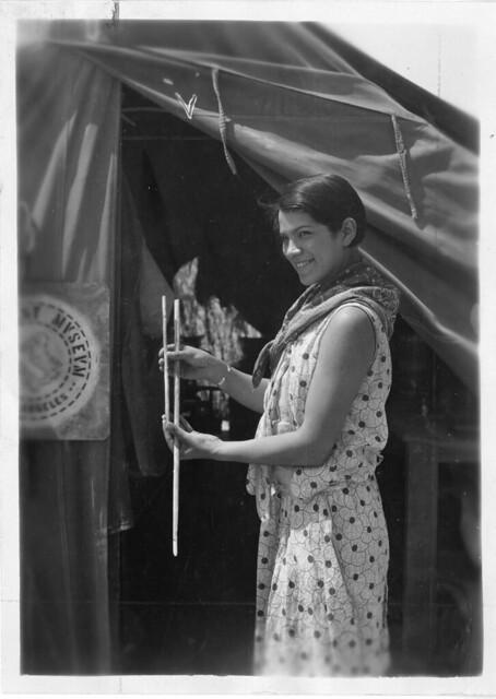 Bertha Parker Pallan [Cody] (1907-1978)