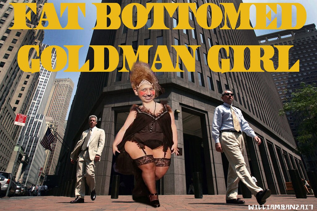 FAT BOTTOMED GOLDMAN GIRL (REDUX)