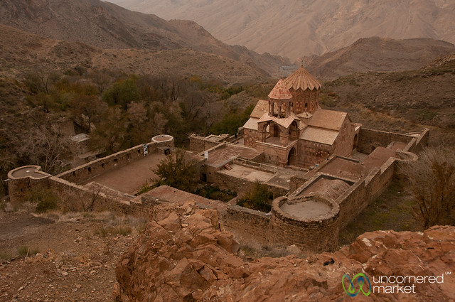 St. Stephanos Armenian Church - Jolfa, Iran