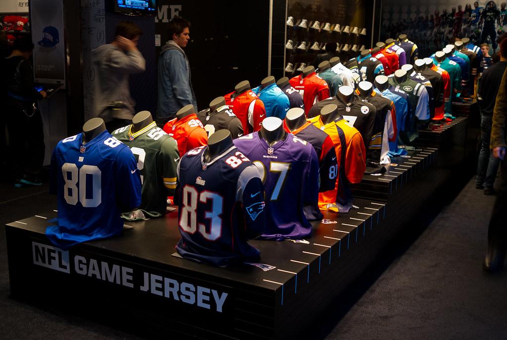 nfl jerseys retail stores