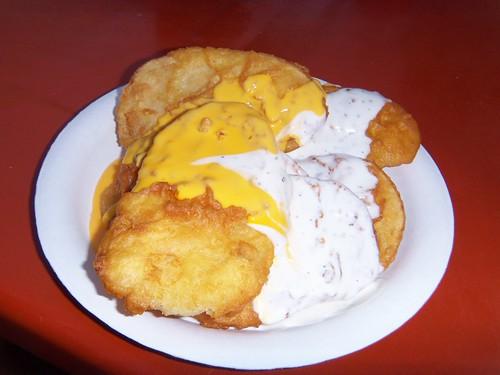 Australian Battered Potatoes