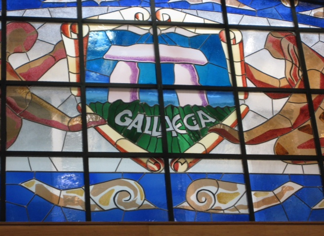 Gallaecia. Isaac Díaz Pardo. Parlamento de Galicia