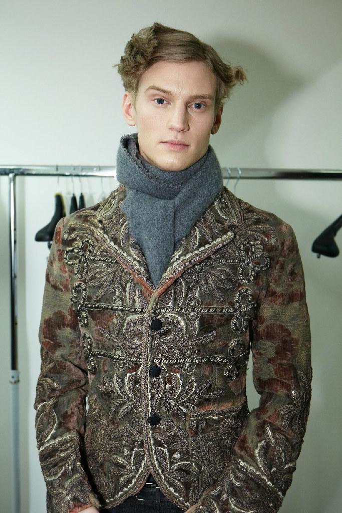 Alexander Johansson3424_FW12 Milan Dolce & Gabbana(Dazed Digital)