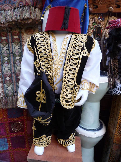 Traditional Outfit For Boys Sidon Lebanon Flickr