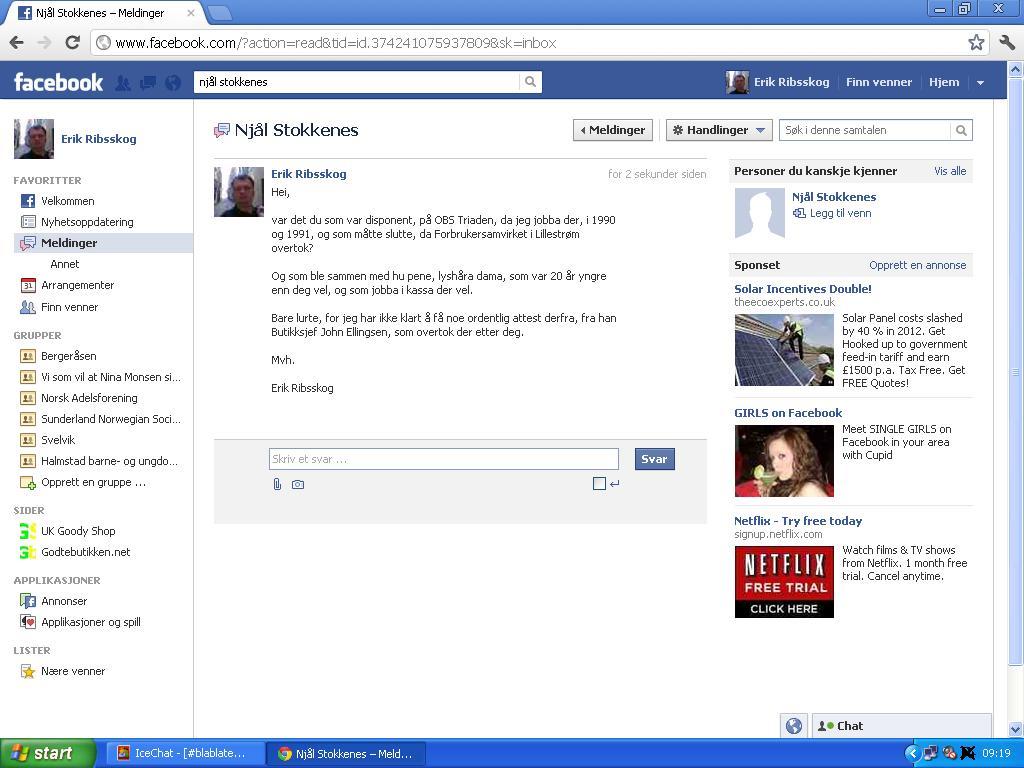 chat voksne venner online chat rom for nettbrett