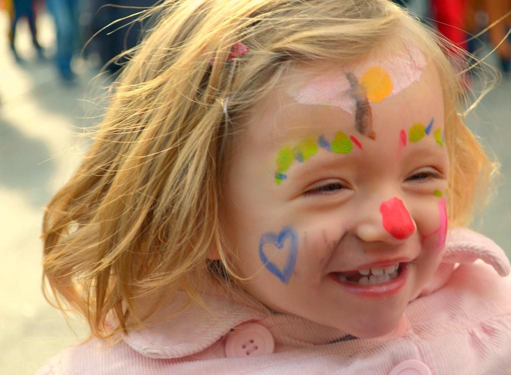 Karneval steckt mit guter Laune an