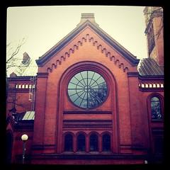 HamBam church.