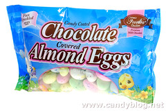 Ferrara Pan Candy Coated Chocolate Covered Almond Eggs