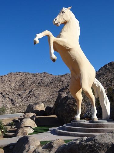 Statue of Trigger - Ro...