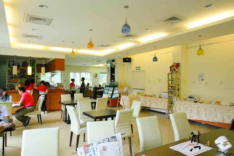 三峽親子景觀餐廳|插角綠光水岸