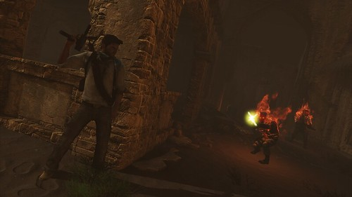 Co-Op Shadow Survival Mode Coming To Uncharted 3