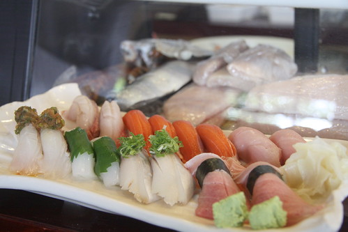 Nigiri Sushi. Hanako, Surrey, BC