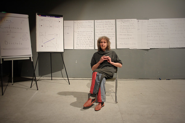 Sonic Acts Masterclass: CC Hennix #SonicActs2012