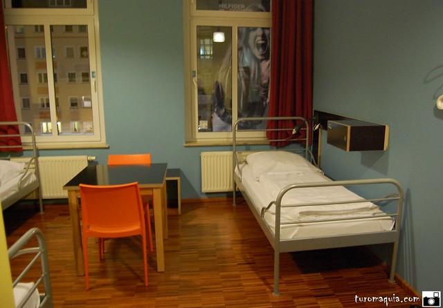 Local bom, bonito e razoavelmente barato para se hospedar em Berlim