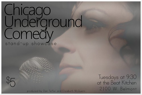 Chicago Underground Comedy, featuring The Puterbaugh Sisterz.